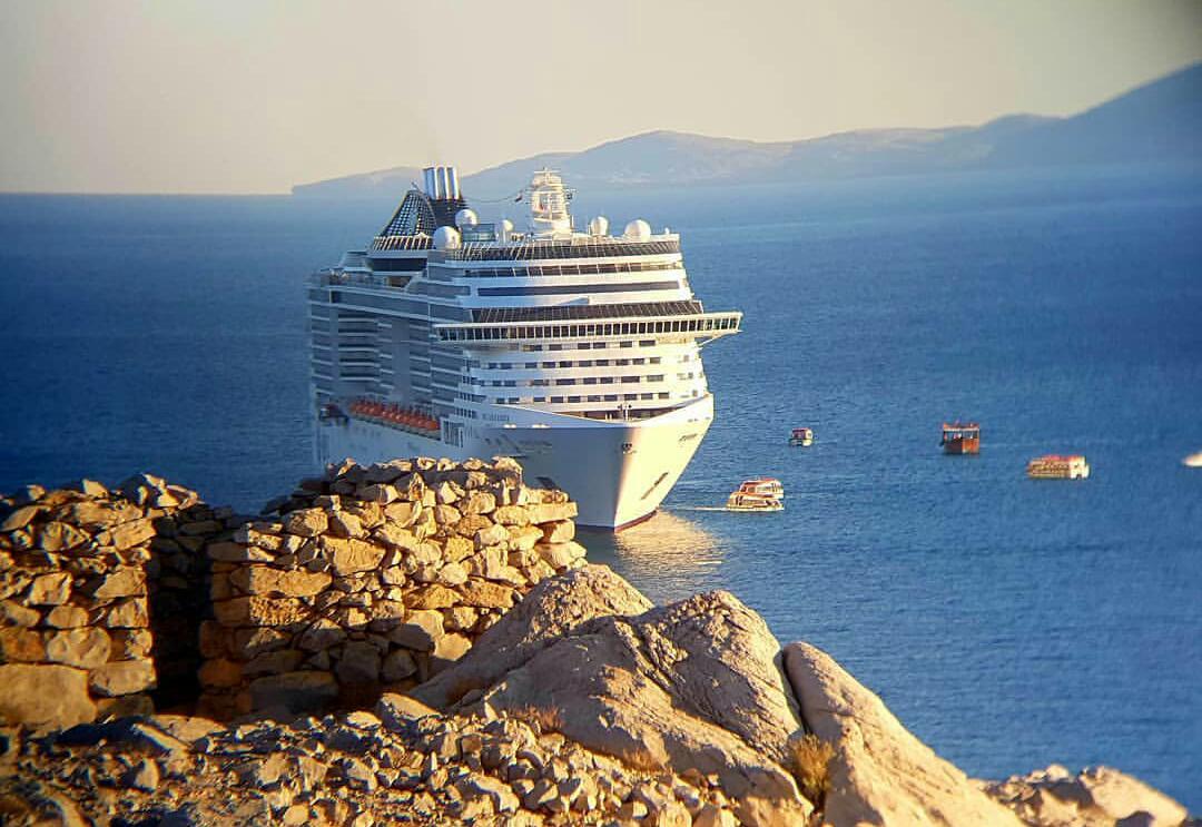 Kreuzfahrtschiff Herobild