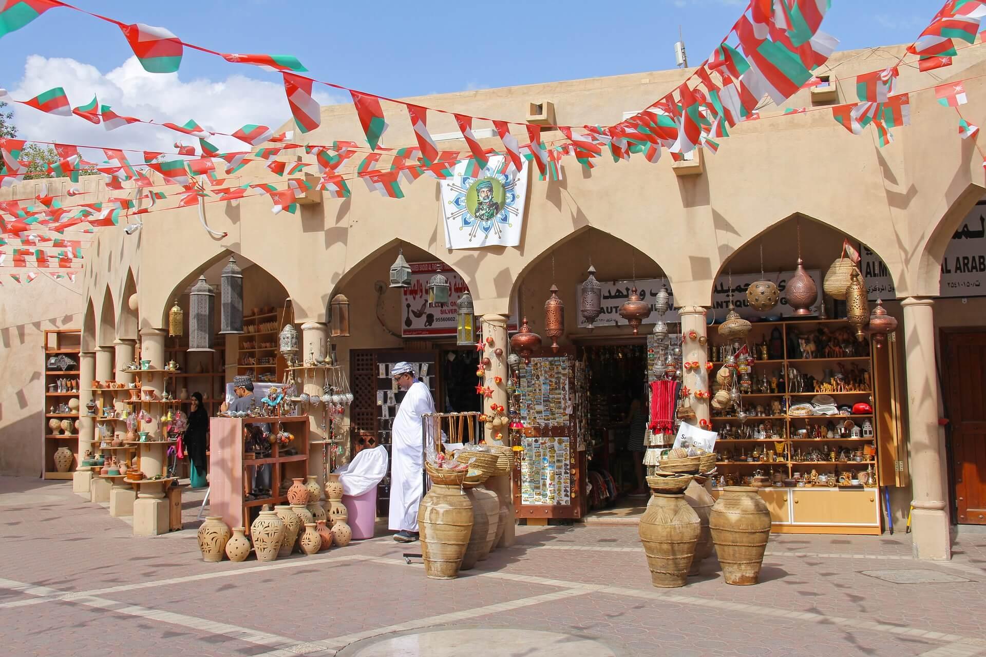 Abenteuer im Oman